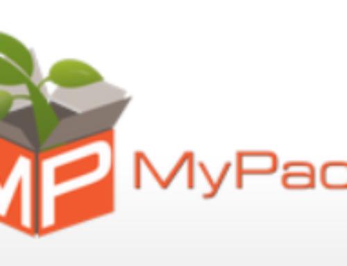 Le projet Européen Mypack : La success story (inattendue)