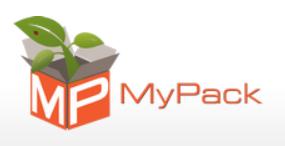 Logo officiel projet MyPack